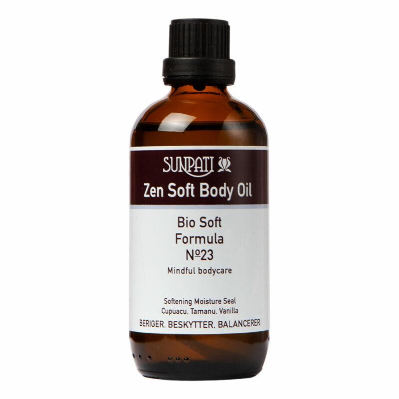Sunpati Body Oil